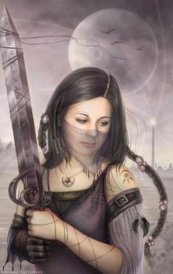 http://fc08.deviantart.com/fs44/f/2009/070/2/7/Warrior_Princess_by_heartsofparis.jpg