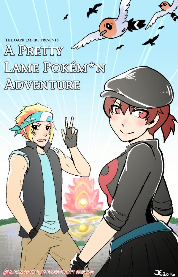 A Pretty Lame Pokem*n Adventure :: A fan-manga by Rainwhisker-lover