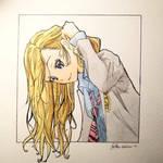 kaori miyazono in my style
