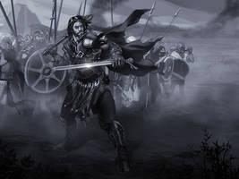 Warrior by I-GUYJIN-I