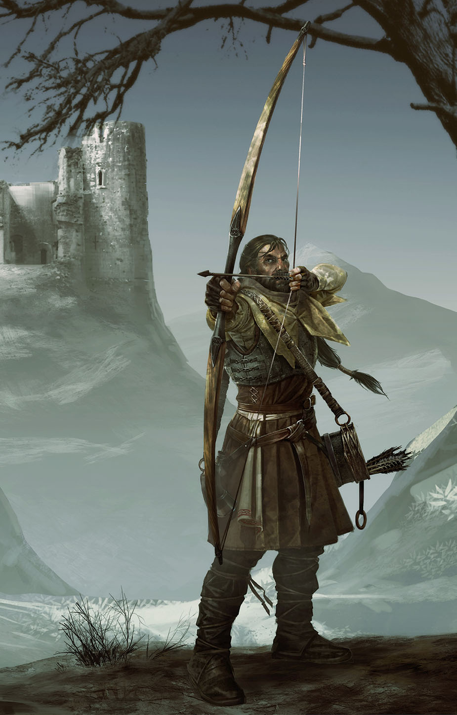 Archer by I-GUYJIN-I on DeviantArt