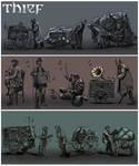 Thief Station 1 by I-GUYJIN-I
