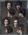 Dayport Female Faces