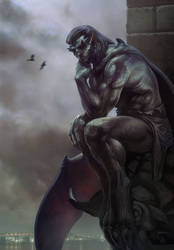 Goliath by I-GUYJIN-I