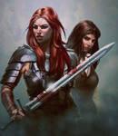 Swordsisters