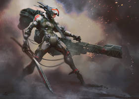 Assault Unit Final by I-GUYJIN-I