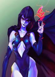 Raven by I-GUYJIN-I