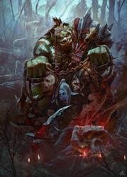 Ork final by I-GUYJIN-I