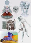 Sketches by I-GUYJIN-I