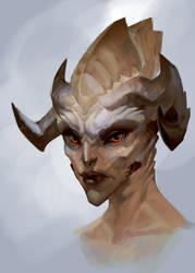 Demon by I-GUYJIN-I