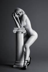 Fetish on a Pedestal by mjranum