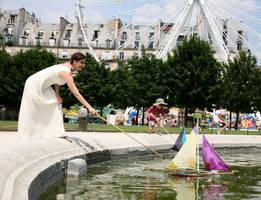 Les Tuileries by mjranum
