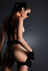 Tomb Raider by mjranum