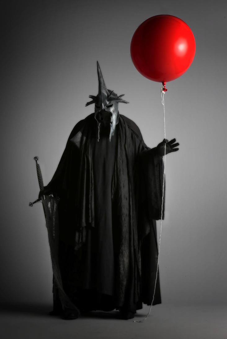 Angmar Halloween Spirit by mjranum