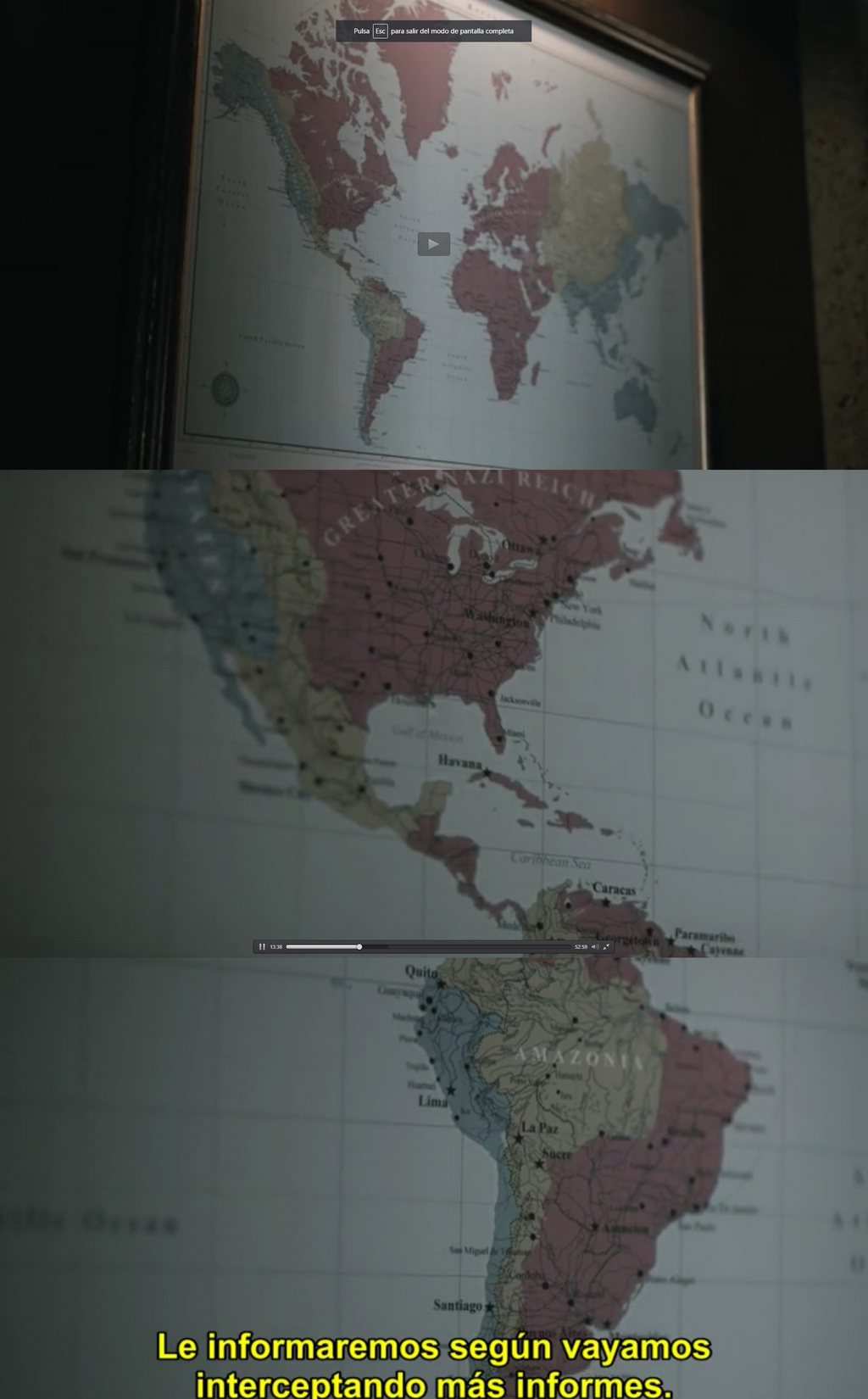 Man in the high castle World