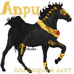 Anpu Commission- Wajas by AnimalArtKingdom