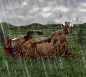Morning Rain by AnimalArtKingdom