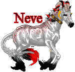 Neve with Text by AnimalArtKingdom