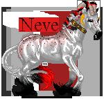 Neve with Text by AnimalArtKingdom