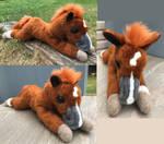 20in Custom Floppy Horse