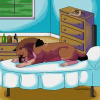 Zep - Healing Time by AnimalArtKingdom