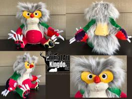 16in Custom DnD Owl Bear Plush