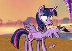 Princess Twilight Takes a Walk