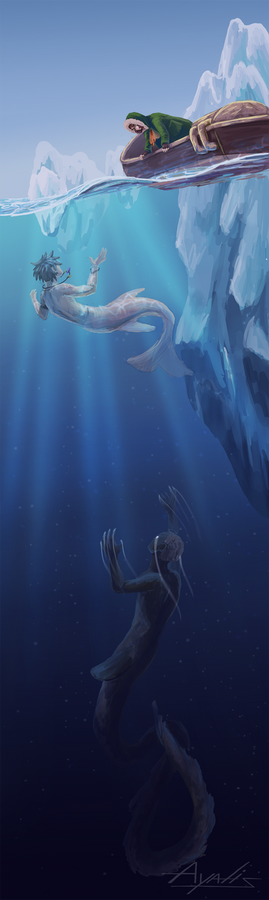 ArtFight #4 : Cold waters