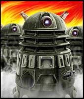 Daleks by muse00esum