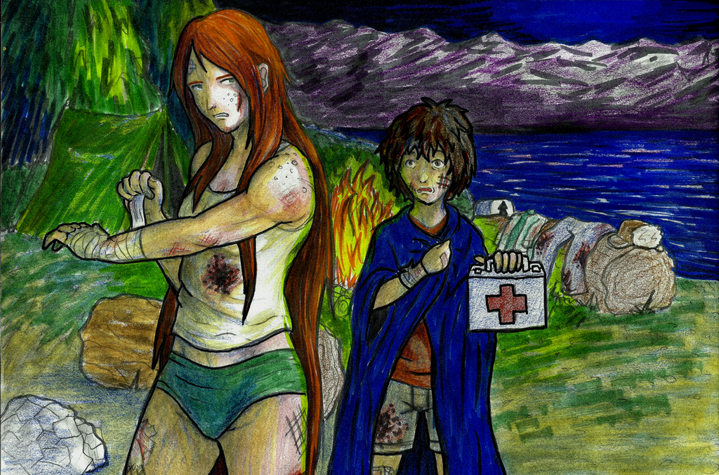GF - Warmth (Summer Wendip Prompt #5) by DeadSNESproject88