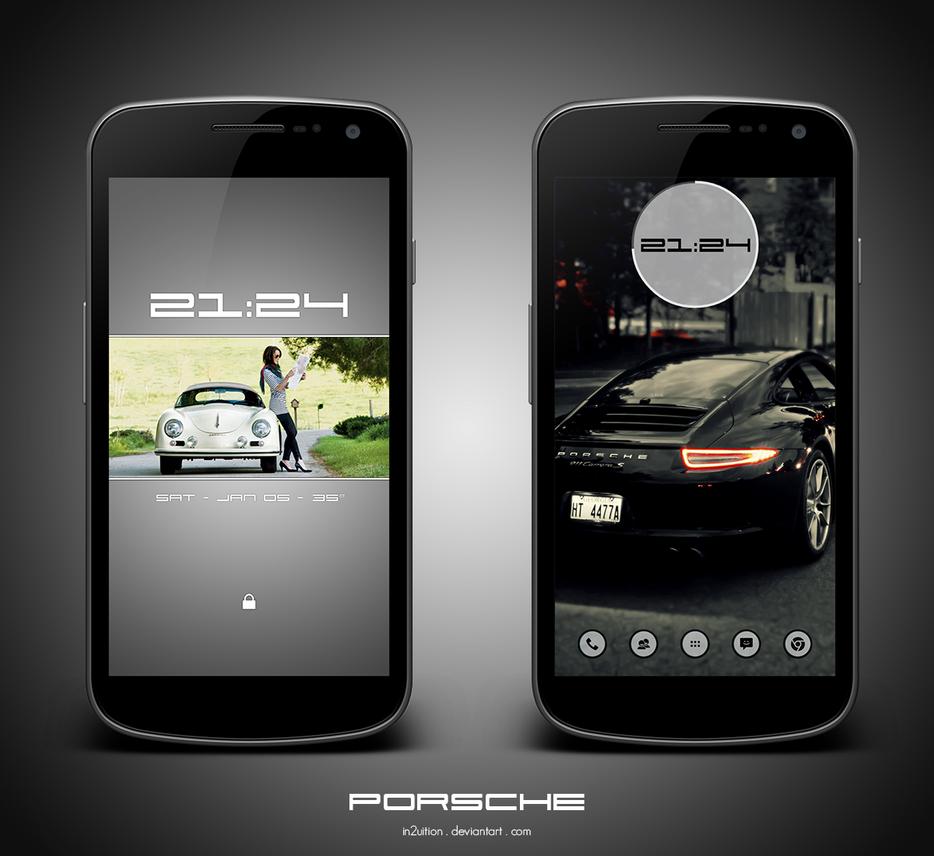 Porsche by In2uition