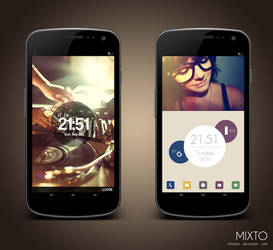 Mixto by In2uition