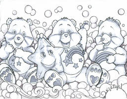 CareBears by VictorRivera