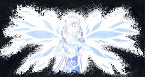 Shining Angel by LapislazuliStern