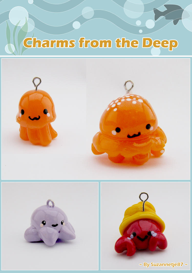 Charms from the deep by suzannetje87
