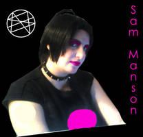 Sam Manson by IMarriedMyFandoms