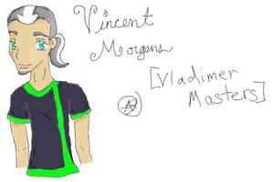 Vincent Morgens - Vlad Masters by IMarriedMyFandoms