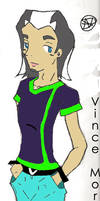 Vince Morgens by IMarriedMyFandoms