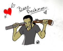 Benn Beckmen by IMarriedMyFandoms