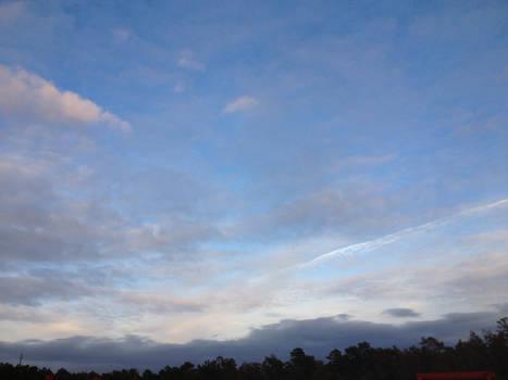 Sky scene9