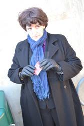 Sherlock Cosplay 3