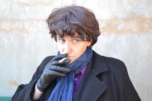 Sherlock Cosplay 2