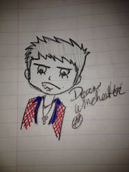 Dean Chibi by IMarriedMyFandoms