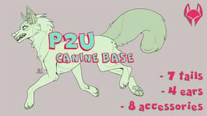 P2U Canine Base
