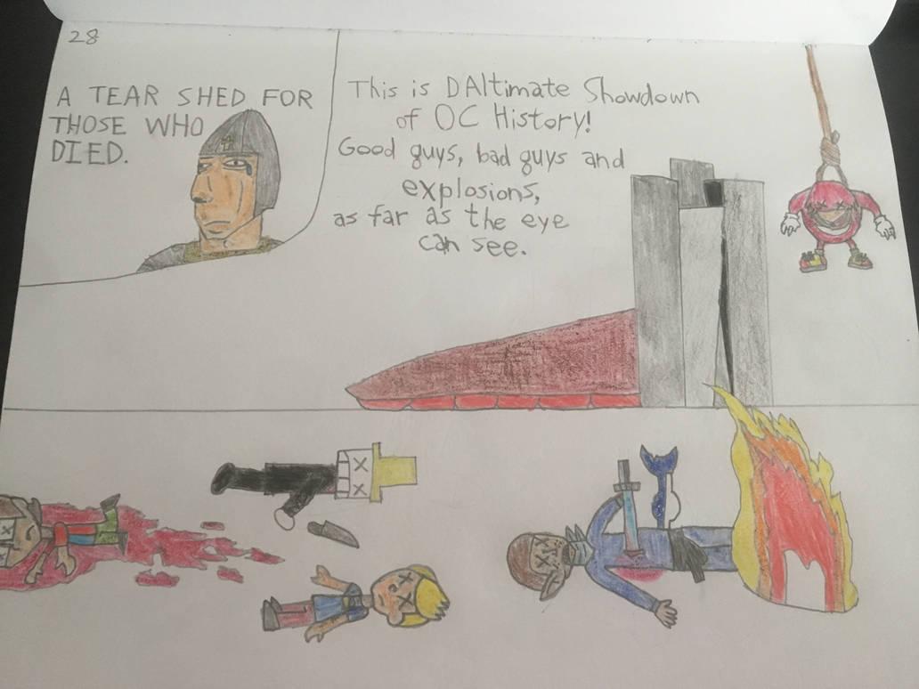 DAltimate Showdown of OC History (Part 28)