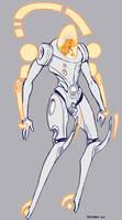 Luminous Frotbot Gecko Carrier by tigr3ss