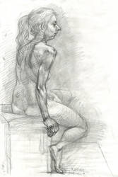 12-02-2012 sitting Laura study by tigr3ss