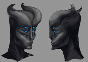 Mask of an Occulum