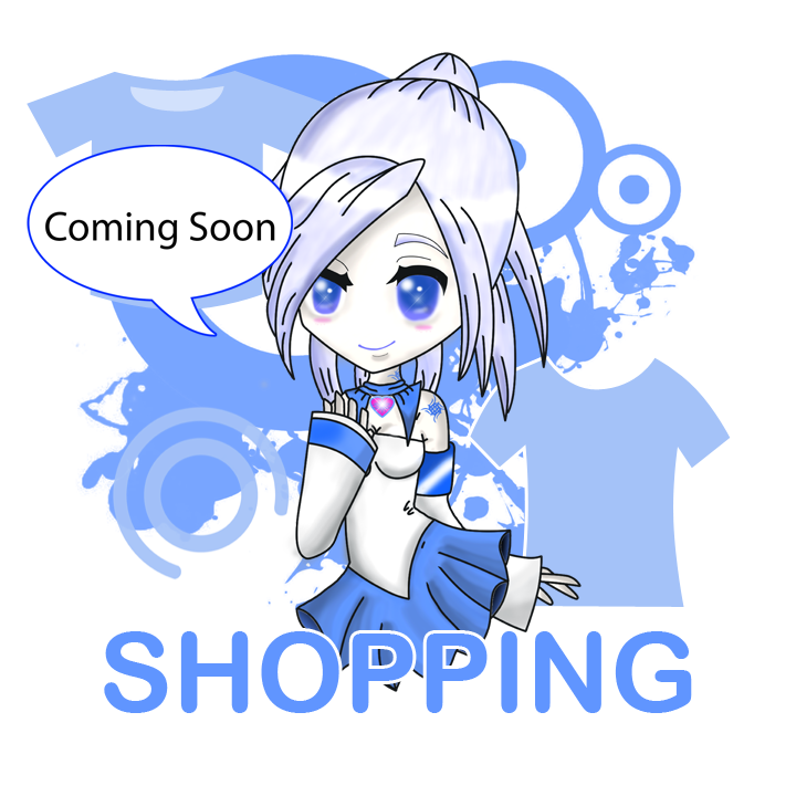 Shopping Page by JGraphic1