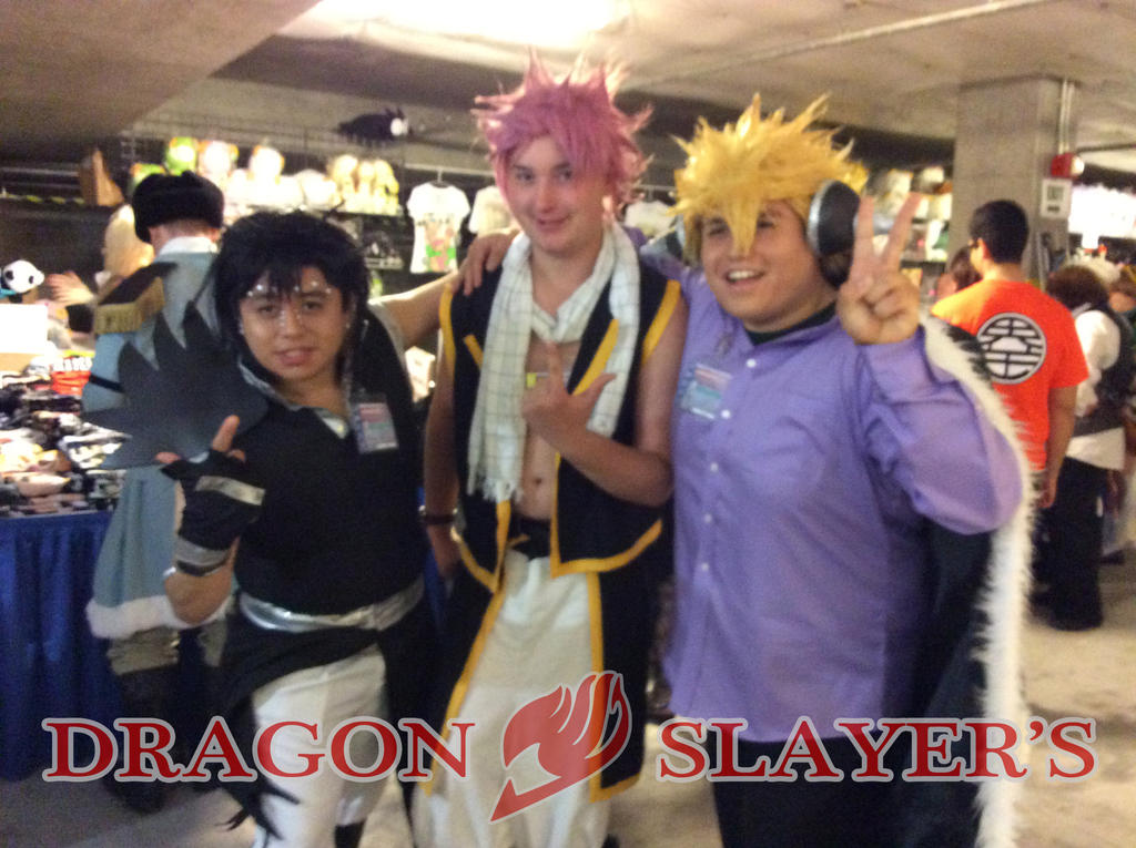 Dragon slayers 3 by JGraphic1